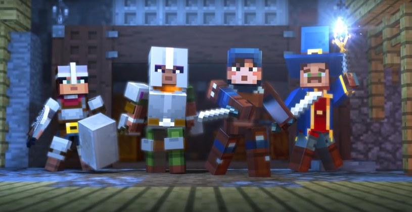 Minecraft: Dungeons /materiały prasowe