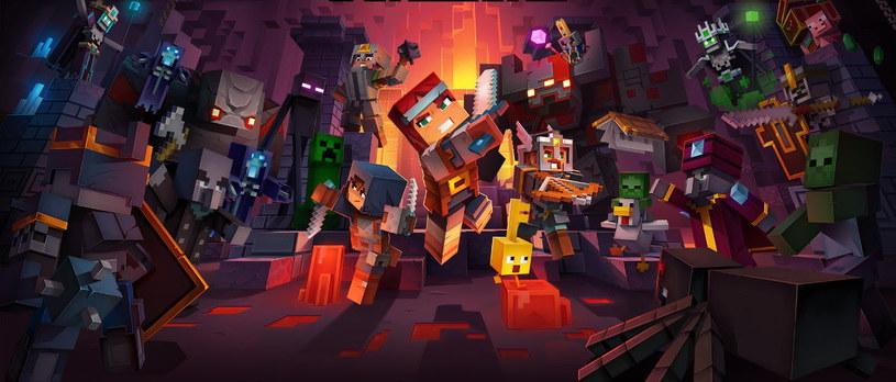 Minecraft Dungeons /materiały prasowe