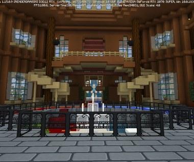 Minecraft - porównanie rozgrywki z włączonym Ray-tracingiem i standardowego obrazu