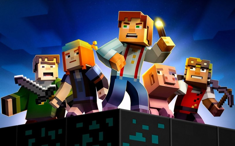 Minecraft: Story Mode - The Complete Adventure /materiały prasowe