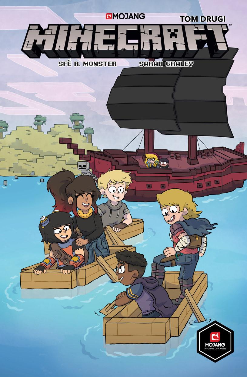 Minecraft, tom 2 /INTERIA.PL/materiały prasowe