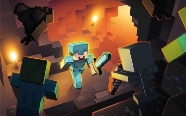 Minecraft /materiały prasowe