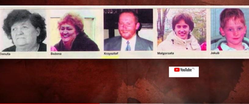 Minęło już 16 lat od zaginięcia całej rodziny. Czy to możliwe, że nikt nic nie wie o ich losie? /YouTube