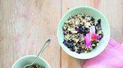 Mineralizująca sałatka z quinoa