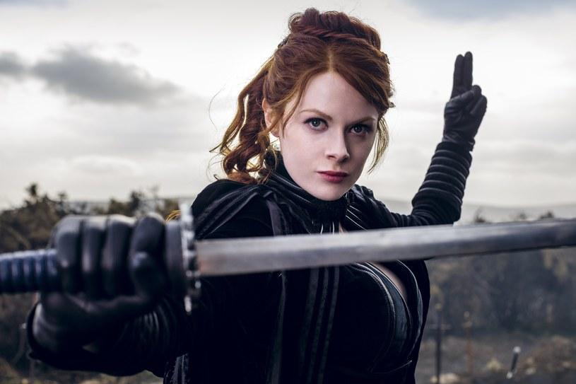 Minerva/Wdowa (Emily Beecham) /AMC /materiały prasowe