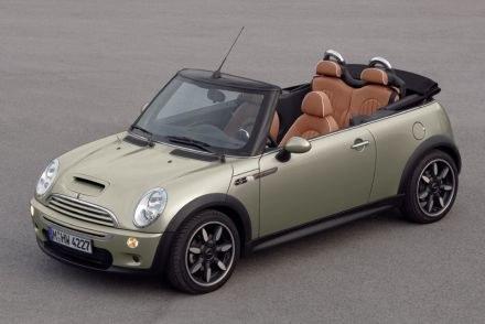 Mini cabrio / kliknij /INTERIA.PL