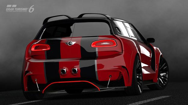 Mini Clubman Vision Gran Turismo /Mini