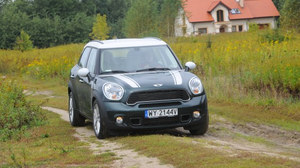 Mini Countryman Cooper SD ALL4 - test