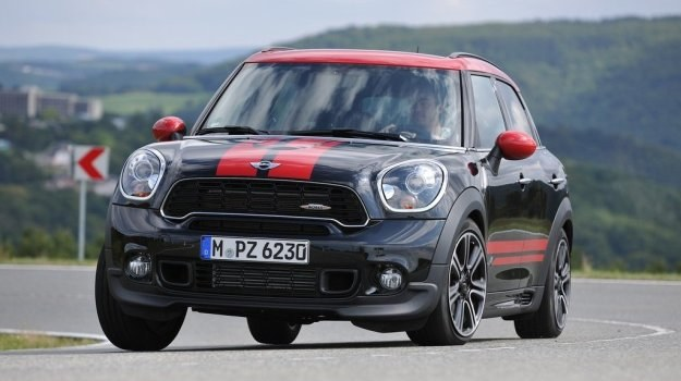 Mini Countryman John Cooper Works /Mini