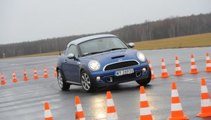 Mini Coupe Cooper S - test