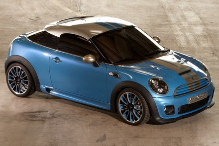 Mini coupe /
