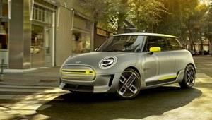 Mini Electric Concept pojawi się we Frankfurcie