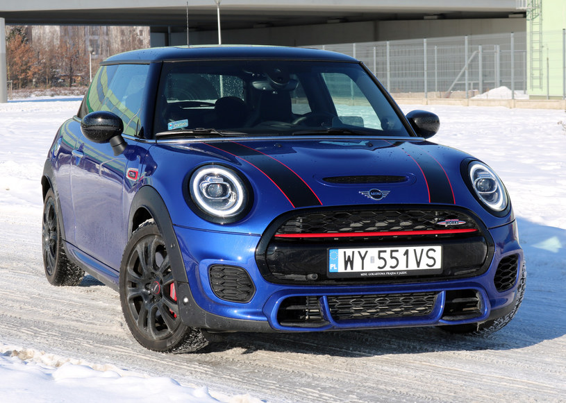 MINI Hatch John Cooper Works /INTERIA.PL