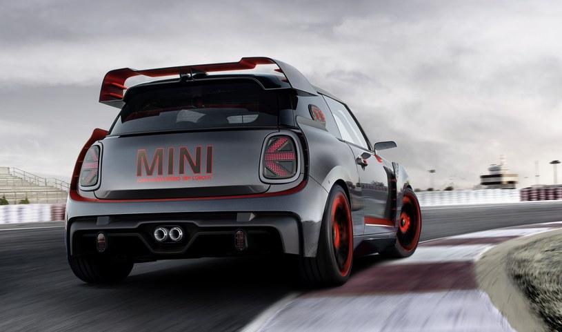 Mini John Cooper Works GP Concept /