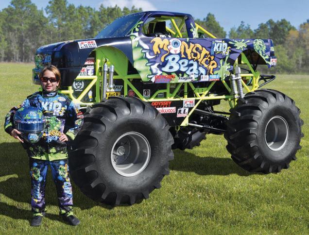 Mini Monster Truck - to naprawdę działa /materiały prasowe
