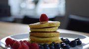 Mini naleśniki (Pancakes) z kaszy jaglanej