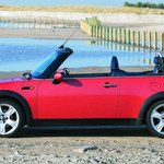 MINI One Convertible and MINI Cooper Convertible - first official pictures