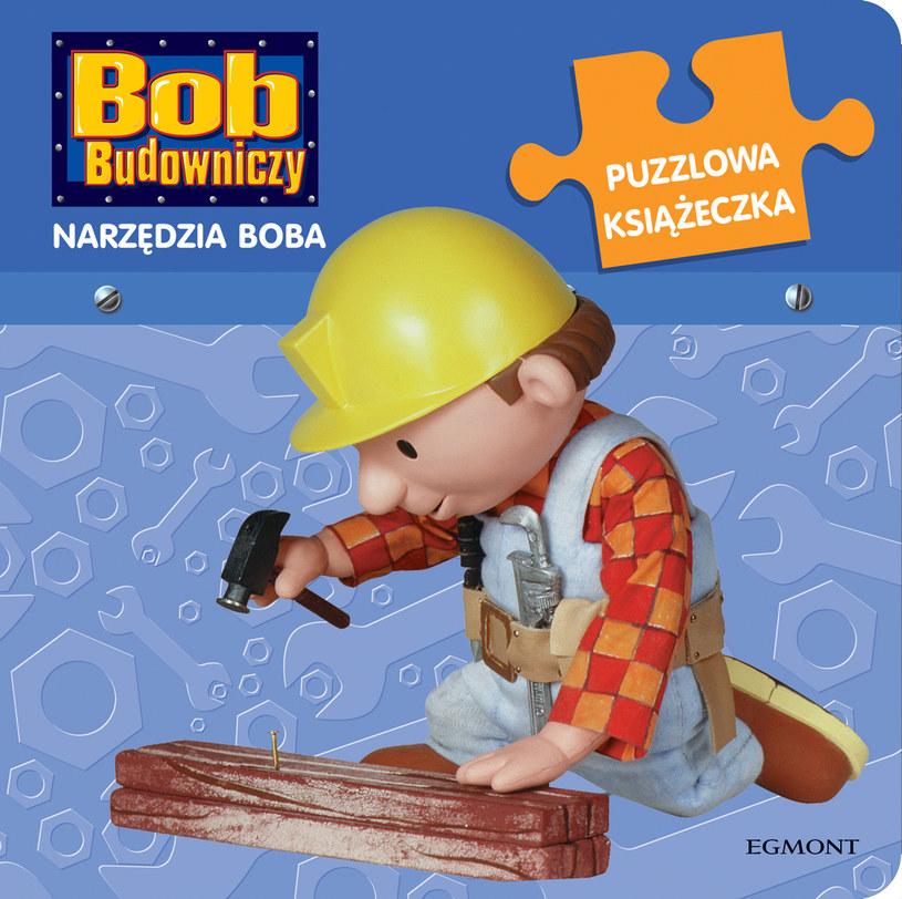 """Mini puzzle Bab Budowniczy :Narzeędzia Boba"""" /INTERIA.PL"""