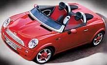MINI Roadster /INTERIA.PL