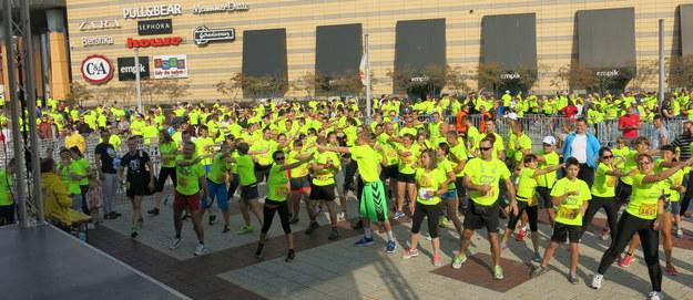 Mini Silesia Marathon o Puchar Radia RMF FM: Dwa tysiące biegaczy na trasie!