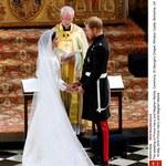 Minimalistyczna suknia ślubna Meghan Markle!