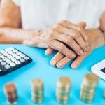 Minimalne emerytury urosną wolniej niż minimalne pensje