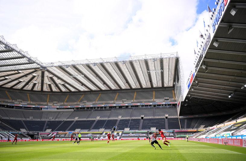 Miniony sezon Premier League dokończyła bez kibiców. Jak będzie tym razem? /Laurence Griffiths /Getty Images