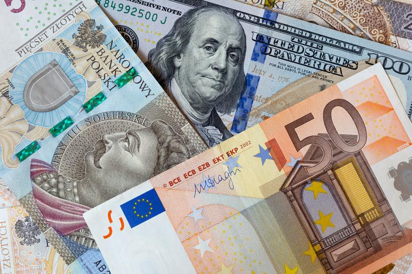 Miniony tydzień był dla dolara najbardziej spadkowy od początku maja /123RF/PICSEL
