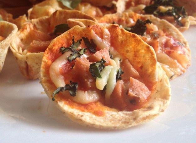 Minipizze z tortilli /123RF/PICSEL