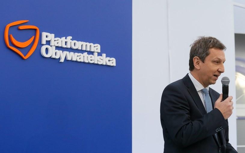 Minister administracji i cyfryzacji Andrzej Halicki /Paweł Supernak /PAP
