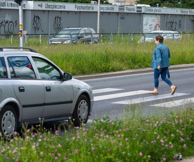 Minister apeluje o poprawę bezpieczeństwa pieszych