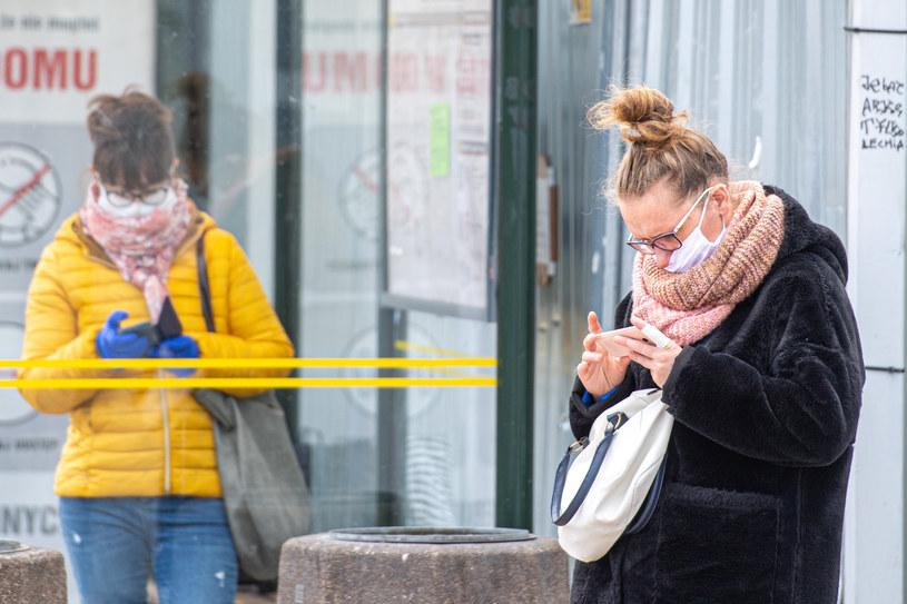 Minister: Aplikacja ProteGo Safe to nie inwigilacja, to pomoc na czas pandemii /Piotr Hukało /East News