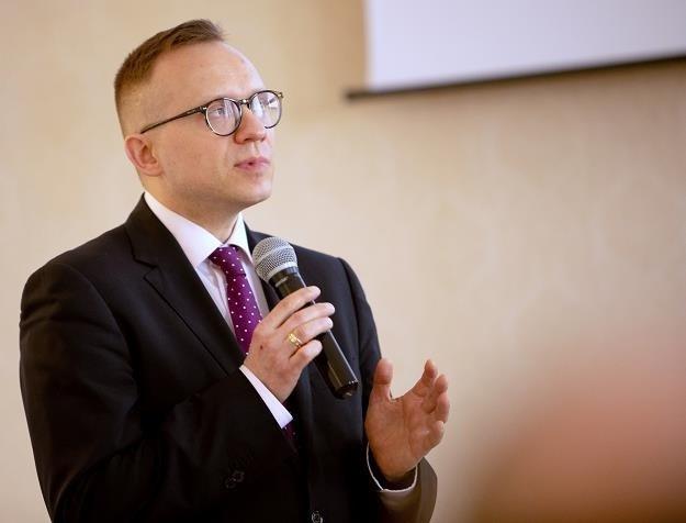 Minister Artur Soboń /fot. Tomasz Zukowski /Agencja SE/East News