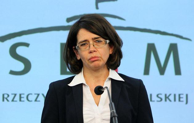 Minister cyfryzacji Anna Streżyńska /- /East News