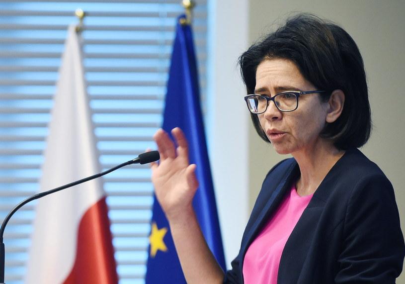 Minister cyfryzacji Anna Streżyńska /Radek Pietruszka /PAP