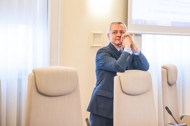 Minister cyfryzacji Marek Zagórski fot. Aleksandra Szmigiel /Reporter