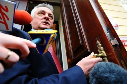 Minister Drzewiecki dojdzie do porozumienia z PZPN-em? /AFP