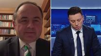 """Minister ds. europejskich Konrad Szymański w """"Gościu Wydarzeń"""""""