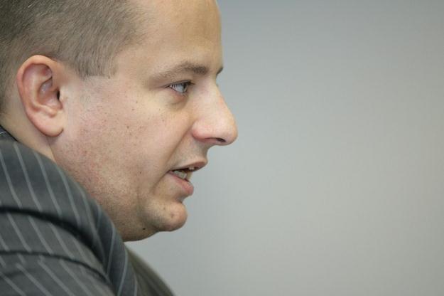 Minister ds. europejskich Mikołaj Dowgielewicz, fot. Stefan Maszewski /Reporter