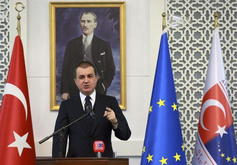 Minister ds. Europy Ömer Celik /ADEM ALTAN / AFP /AFP