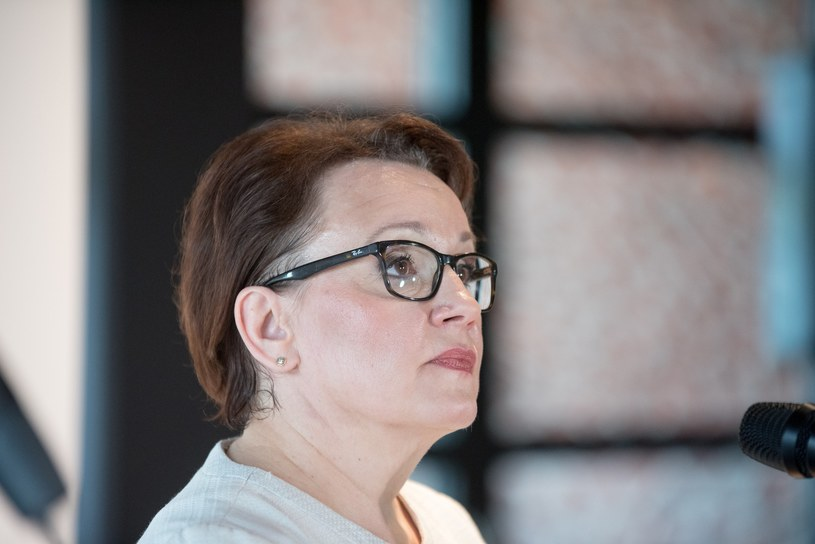 Minister edukacji Anna Zalewska /Lukasz Piecyk /Agencja SE/East News