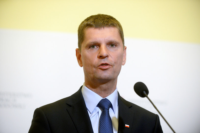 Minister edukacji Dariusz Piontkowski /Jan Bielecki /East News