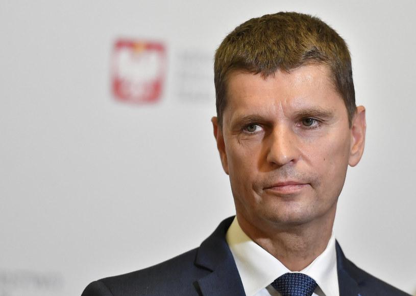 Minister edukacji Dariusz Piontkowski /Mateusz Jagielski /East News