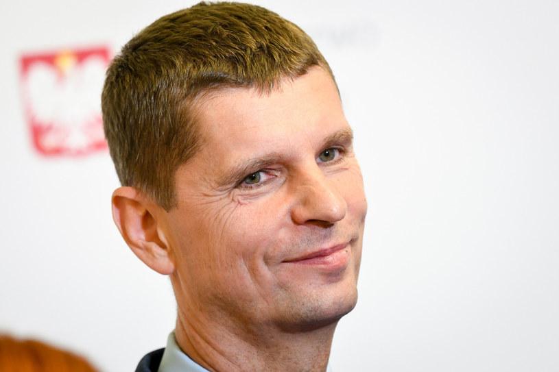 Minister edukacji Dariusz Piontkowski /Jacek Domiński/ Reporter /East News
