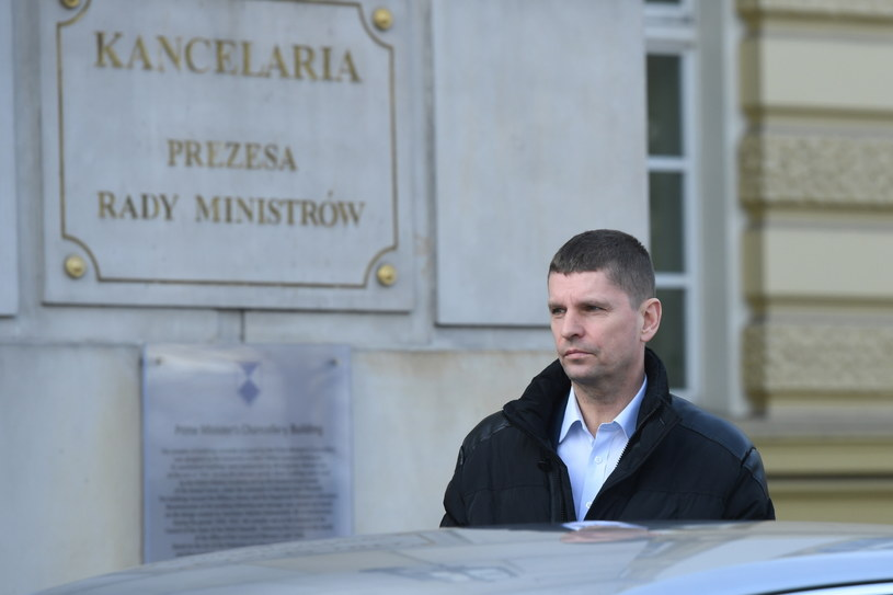 Minister edukacji Dariusz Piontkowski / Radek Pietruszka   /PAP
