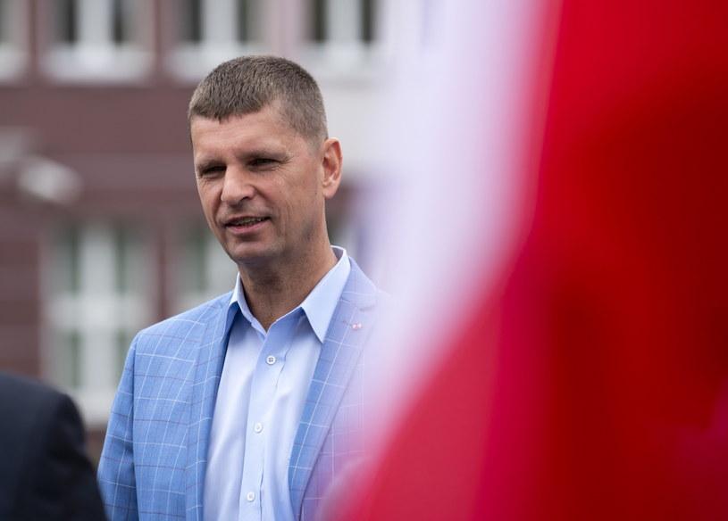 Minister edukacji narodowej Dariusz Piontkowski /Michał Zieliński  /PAP