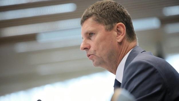Minister edukacji narodowej Dariusz Piontkowski / Leszek Szymański    /PAP