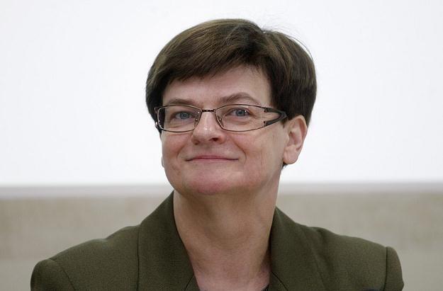 Minister edukacji narodowej Krystyna Szumilas, fot. Adam Guz /Reporter