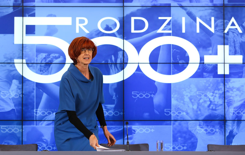 Minister Elżbieta Rafalska /Polska Press /East News