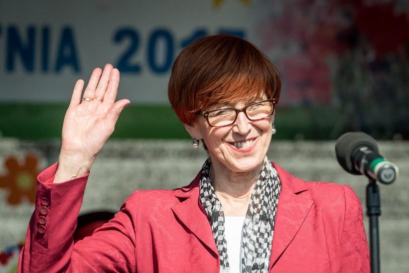 Minister Elżbieta Rafalska /Lukasz Piecyk /Reporter